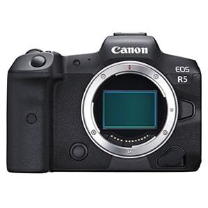 3 lata gwarancji - Canon ESO R5